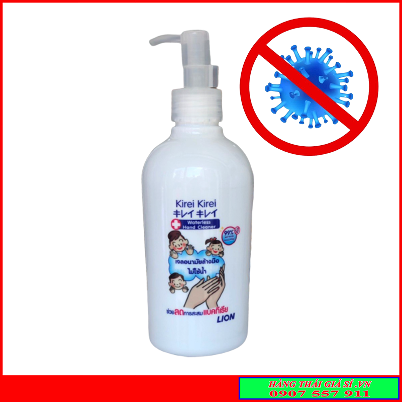 gel rửa tay khô nhật bản