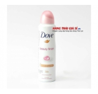 Xịt khử mùi Dove Beauty Finish 150ml