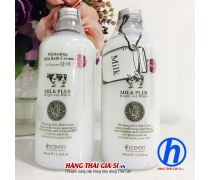 Sữa Tắm Beauty Buffet Scentio Milk Plus Whitening Q10