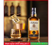 BALLANTINE 12 YEARS OLD 750ML