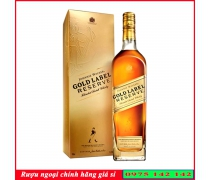Rượu Johnnie Gold Label 750ml