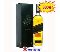 Rượu Green Label Johnny Walker