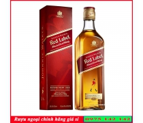 Rượu Johnnie Red Label 700ml